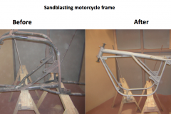Aton Engineering sandblasting